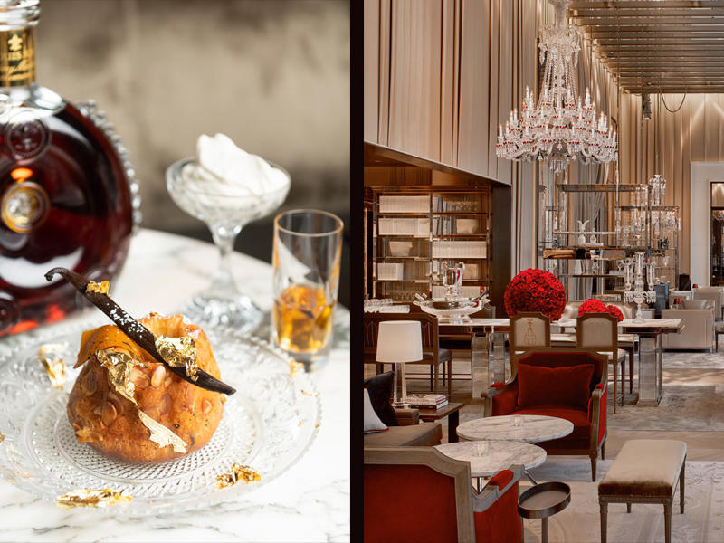 Images courtesy of Baccarat Hotel New York
