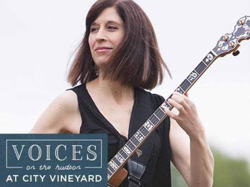 Cynthia Sayer: Hot Banjo at City Vineyard