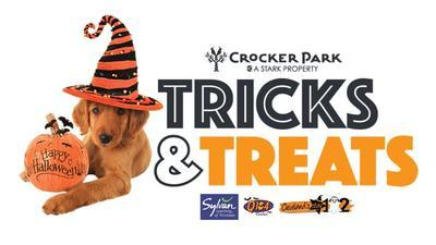 Trick & Treats at Crocker Park