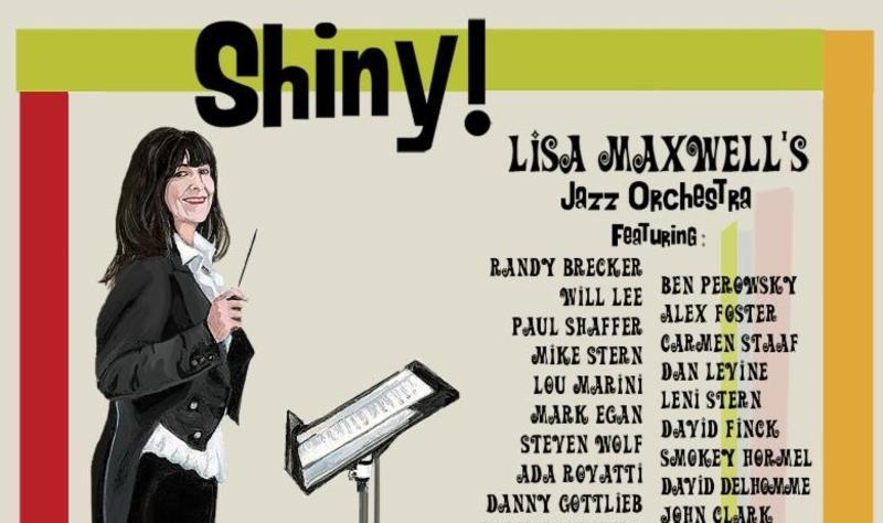 "Lisa Maxwell's ""Shiny!"" - A Tribute to Lew Soloff"