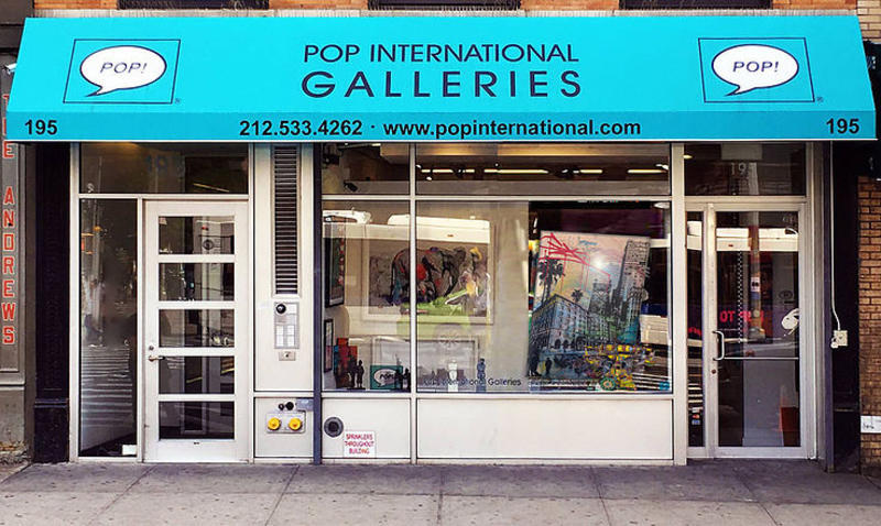 Pop International Galleries Features Eclectic Works of Art in NYC