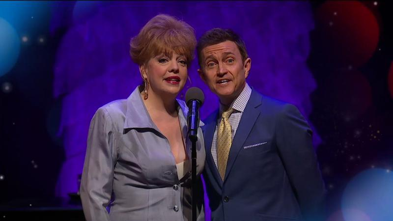 Sullivan &  Harnar Sing Harnick & Strouse @ the Laurie Beechman