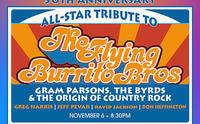"""All Star Tribute to the FLYING BURRITO BROTHERS""           Follow @nyccitiview"